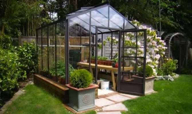 Diy Greenhouse Handsome Hassle Kits Bob Vila
