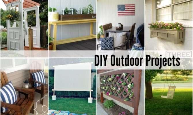 Diy Outdoor Projects Idea Room