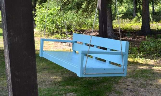Diy Porch Swing Plans Ideas Chill Your
