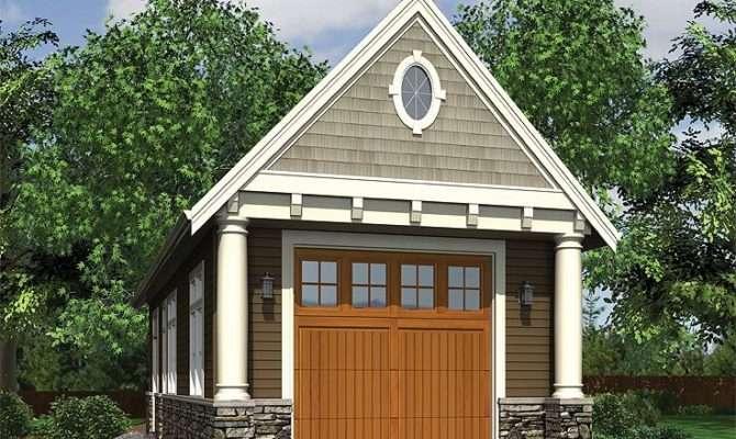 Diy Single Car Garage Workshop Plans