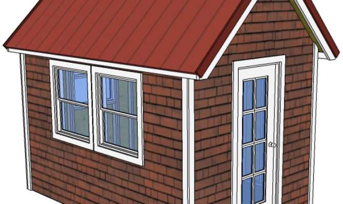 Diy Tiny House Plans Help Live Small