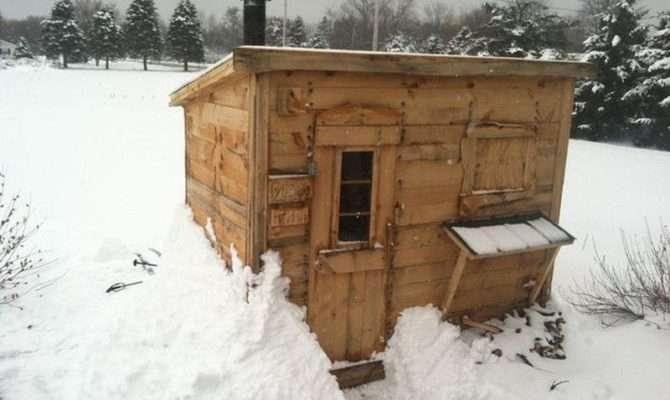 Diy Wood Burning Sauna Finished