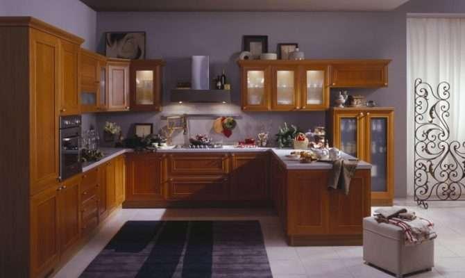 Dizain Kuxni Home Interior Design Decorating Retro Style