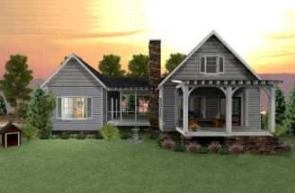 Dog Trot House Plans Cand Creek Cabin Floor Plan
