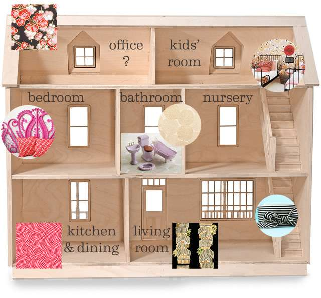 Dollhouse Made Lovely Making