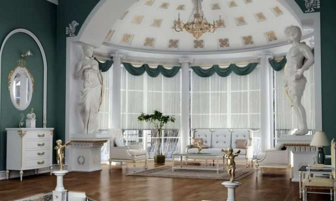 Domienova Greek Roman Style Home Decor Ideas Pintere