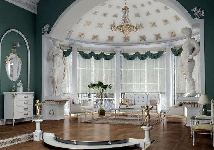 Domienova Greek Roman Style Home Decor Ideas Pintere