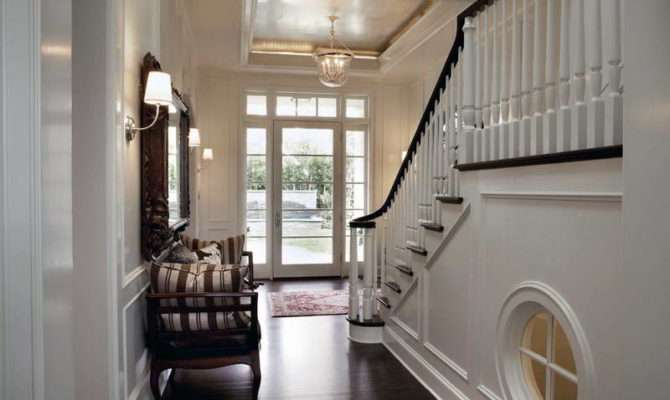Door Foyer Decorating Ideas Make Your Home More Attractive