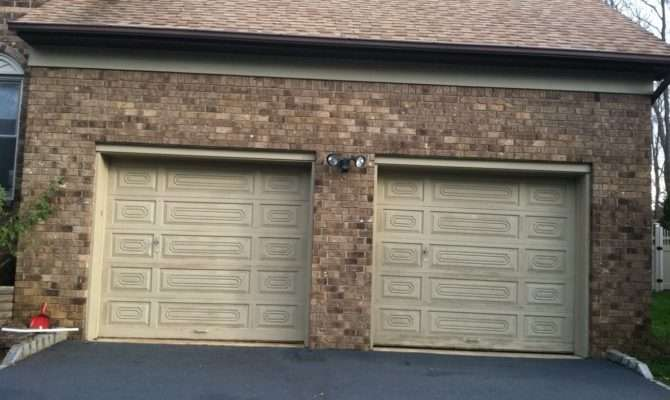 Door Master Increase Curb Appeal New Garage