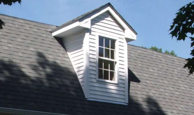 Dormer Bump Out Shingled Boot Return Shed Transom