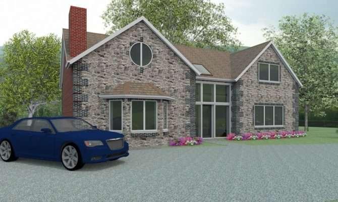 Dormer House Plans Aylesbrook Houseplansdirect