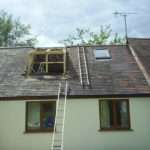 Dormer Window Installation
