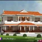 Double Floor Kerala Home Design Indian House