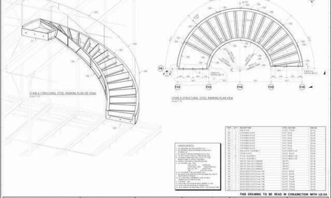 Double Staircase Floor Plans Joy Studio Design