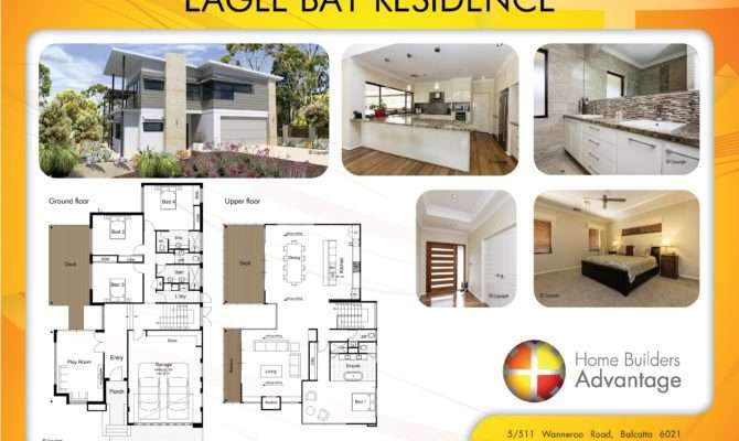 Double Storey Floor Plans Two Experts