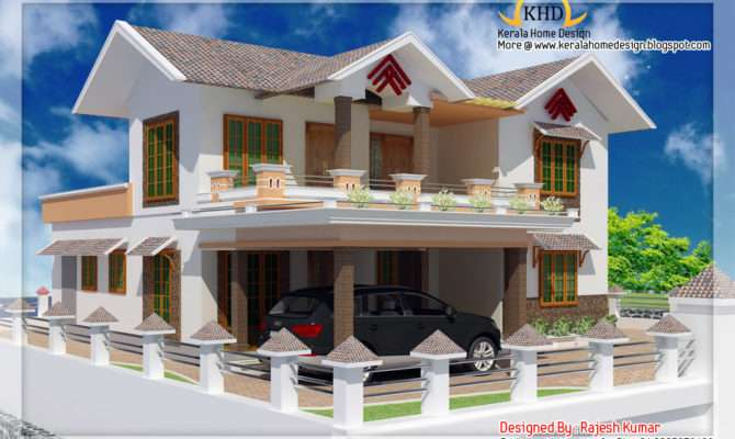 Double Story Home Designs December