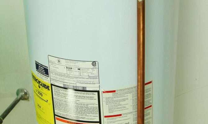 Drain Water Heater Tos Diy