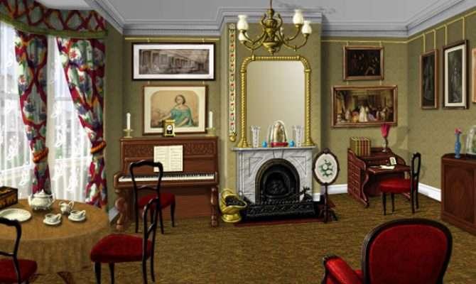 Drawing Room Geffrye