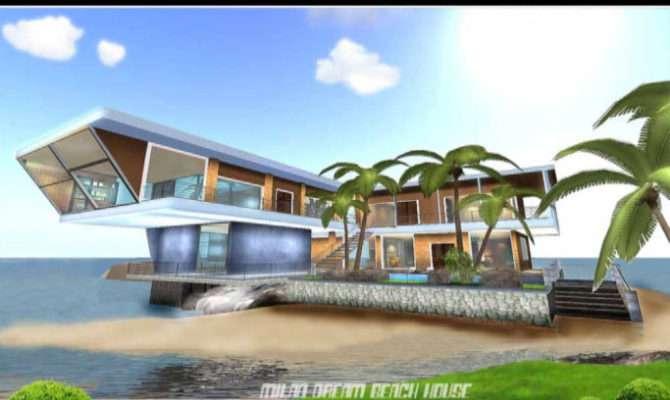 Dream Beach Houses Raz Fax Milan