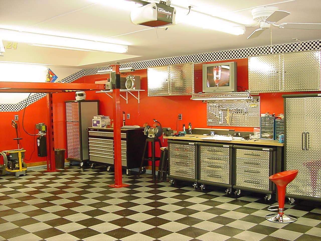 Dream Garage Lift