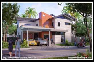 Dream House Design Philippines Two Storey