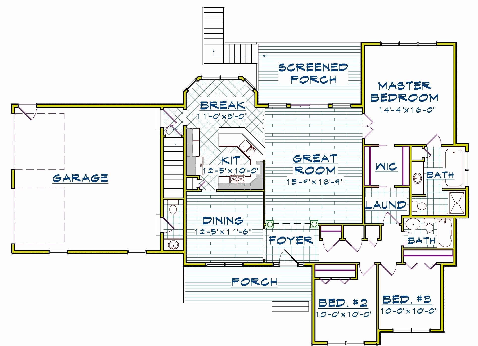 Dream House Floor Plan Maker Homes Plans