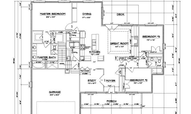 Dream House Plans Colection