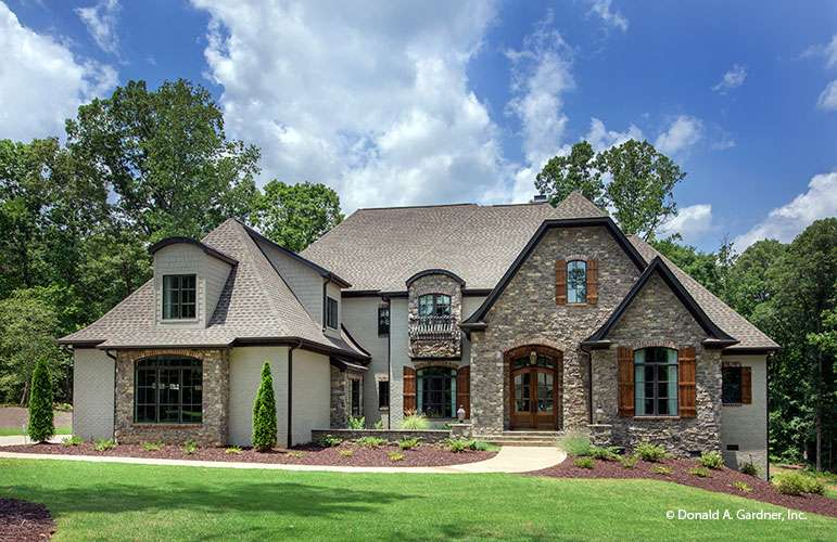 Dream House Plans French Country Home Designs
