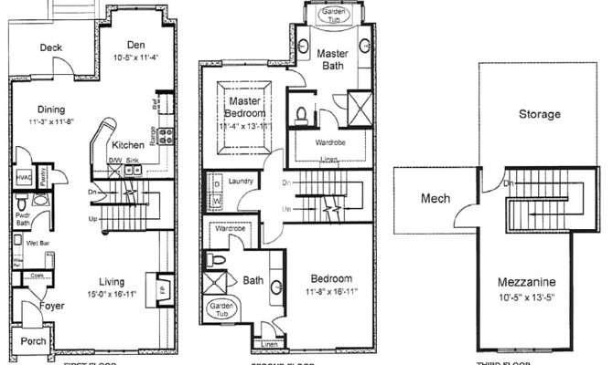 Dream Story Floor Plans Building