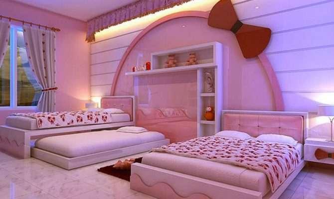 Dreamful Hello Kitty Room Designs Girls Amazing