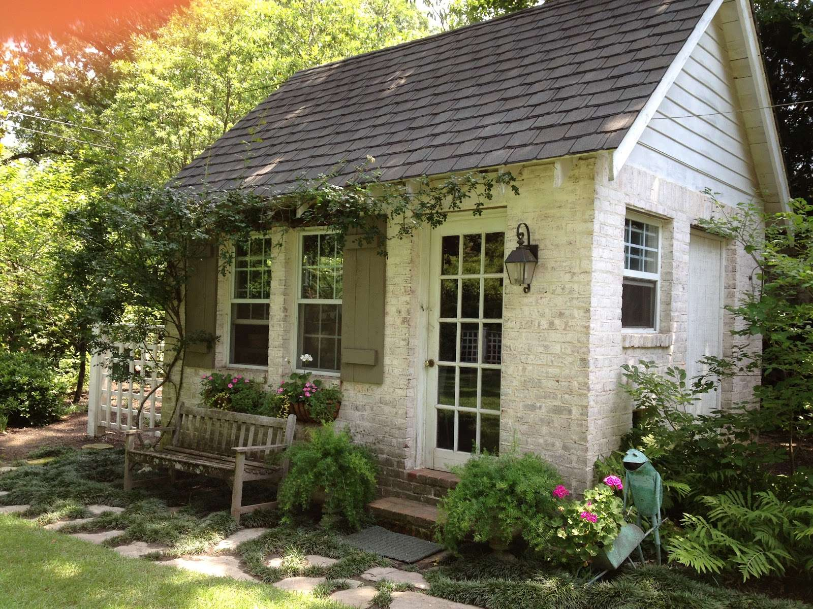 Dreamy Garden Sheds Forget Man Cave All She Shed