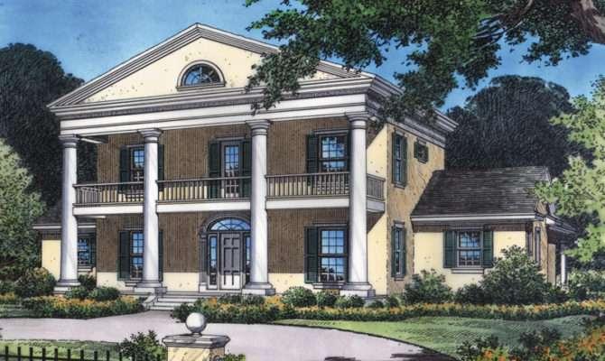 Dunnellon Plantation Home Plan House Plans