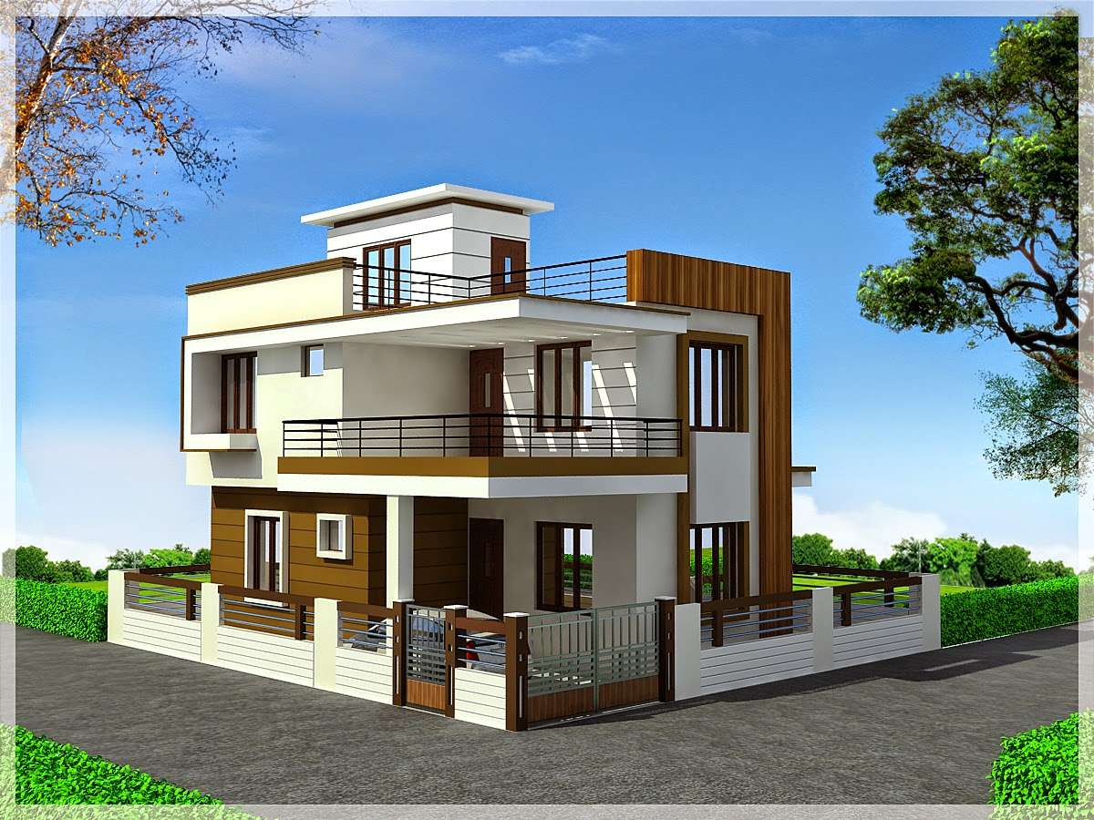 Duplex Elevation Design Joy Studio Best