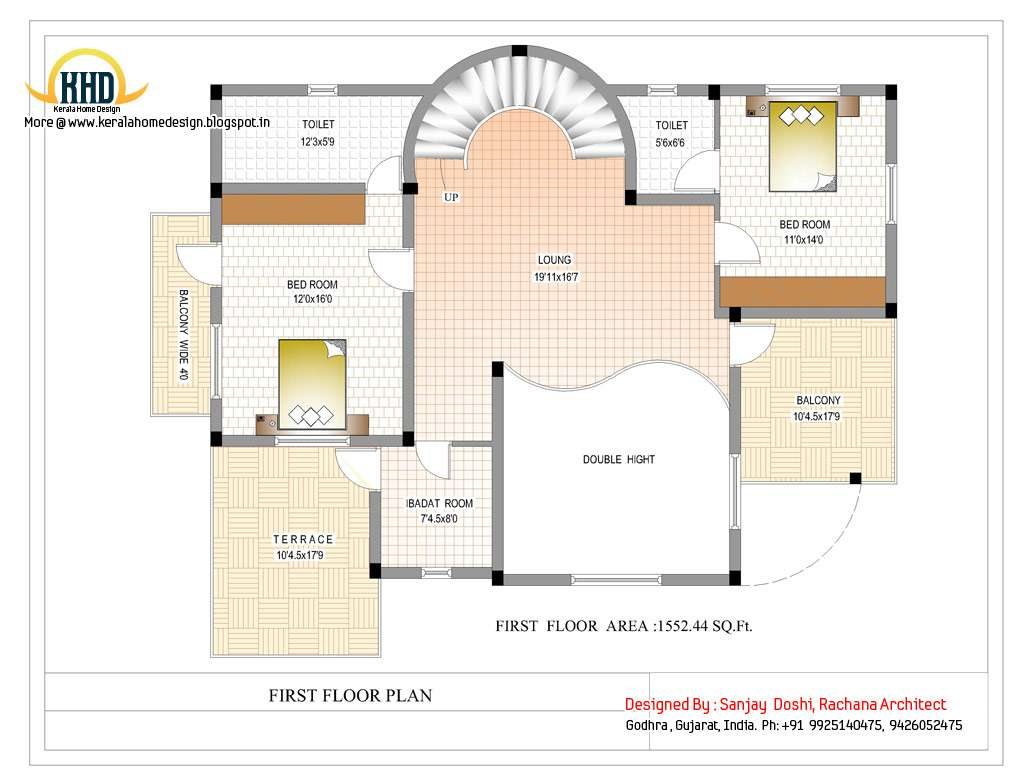 Architectural Design House Plans India