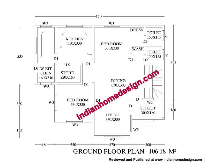 Duplex House Plans India Wareseeker Search