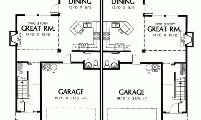Duplex Story Plans Joy Studio Design Best