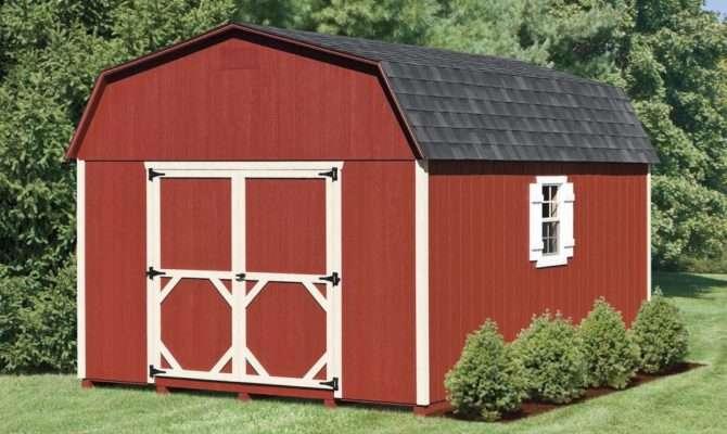 Dutch Barn Ezee Structures