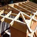 Dutch Hip Roof Framing Alt Build Blog Building Well House
