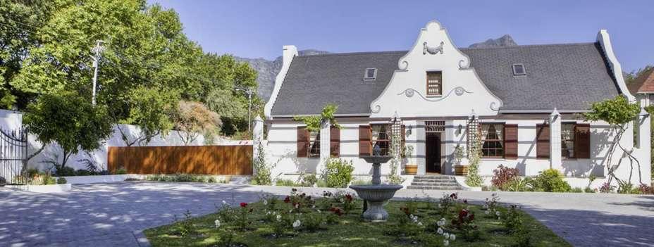 Dutch Style Houses Cape House