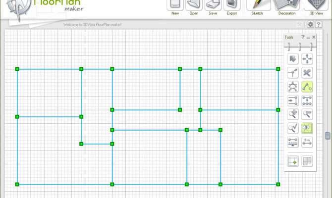 Dvista Floor Plan Maker