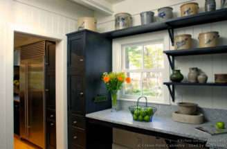 Early American Kitchens Design Themes
