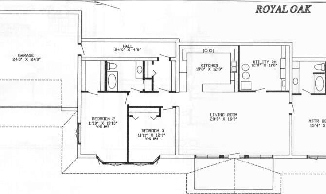 Earth Sheltered Homes Royal Oak Plans