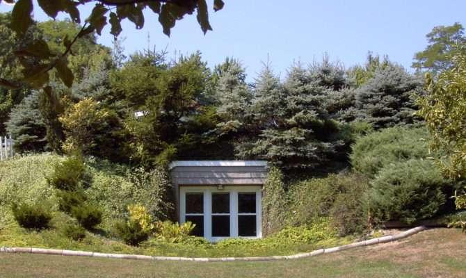 Earth Sheltered Passive Solar Home Energysage