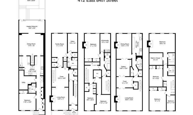 East Street Floor Plans New York
