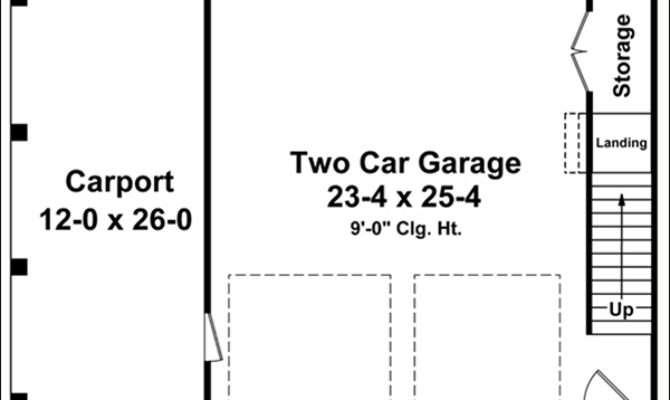 Easy Detached Garage Floor Plans Cad Pro