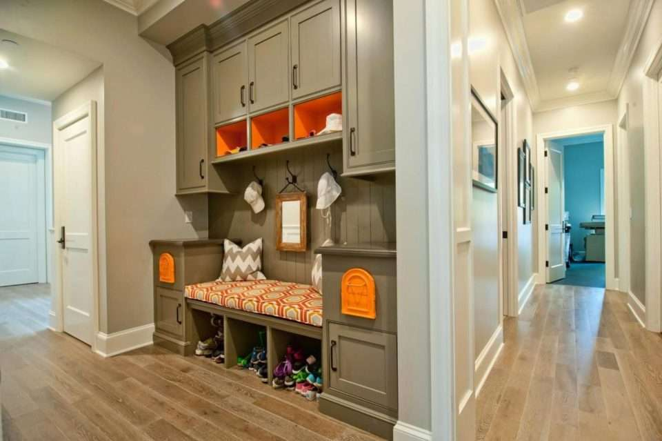 Easy Hallway Organization Mudroom Furniture Ideas Interior