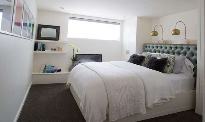 Easy Tips Help Create Perfect Basement Bedroom