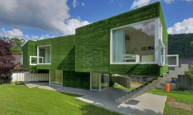 Eco Friendly House Designs Plans