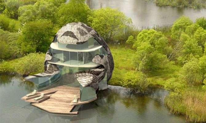 Eco Friendly House Home Design Inside