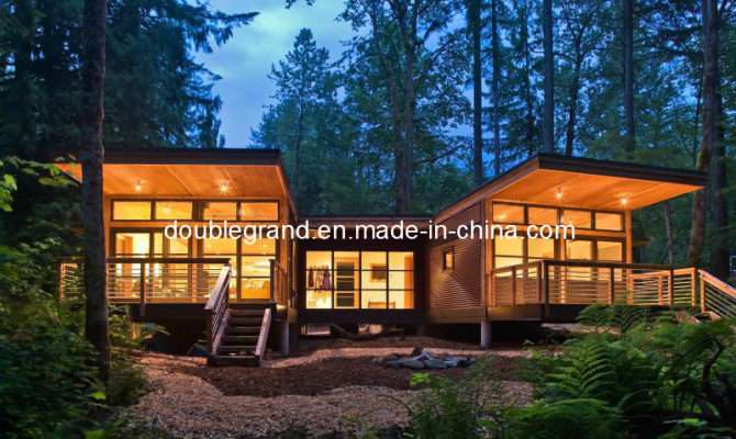 Economic Easy Build Modular House Plans